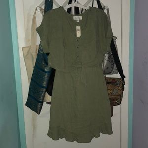Cloth and Stone Tunic Dress